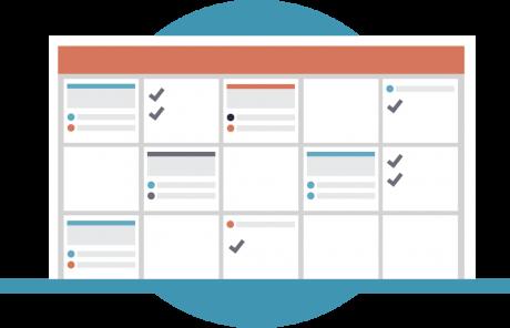 طراحی استراتژی محتوا , طراحی برنامه محتوا