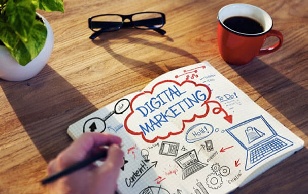 موقعیت های شغلی بازاریابی دیجیتال