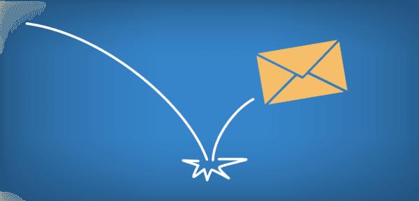 بازگشت ایمیل